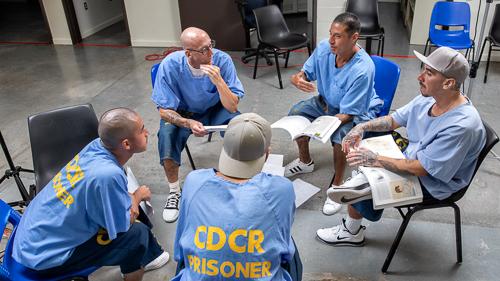 Multi-disciplinary Art at Calipatria State Prison - 2018 Sept.