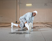 Hip-hop Dance at Ironwood State Prison - 2016 Dec.