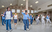 Dance at Central California Women's Facility - 2016 April