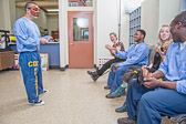 Theater and Voice at Pelican Bay State Prison - 2016 March