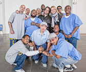 Theater at Lancaster State Prison: Portraits - 2016 March