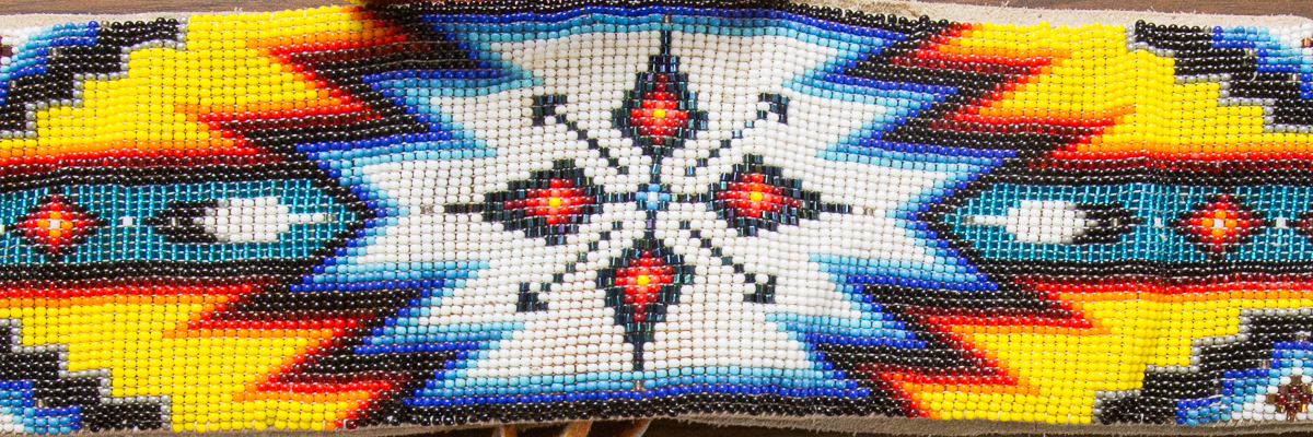 Beadworking at Valley State Prison - 2016 Jan.