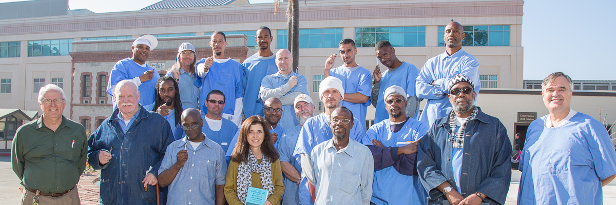 Creative Writing at San Quentin State Prison - 2015 Nov.