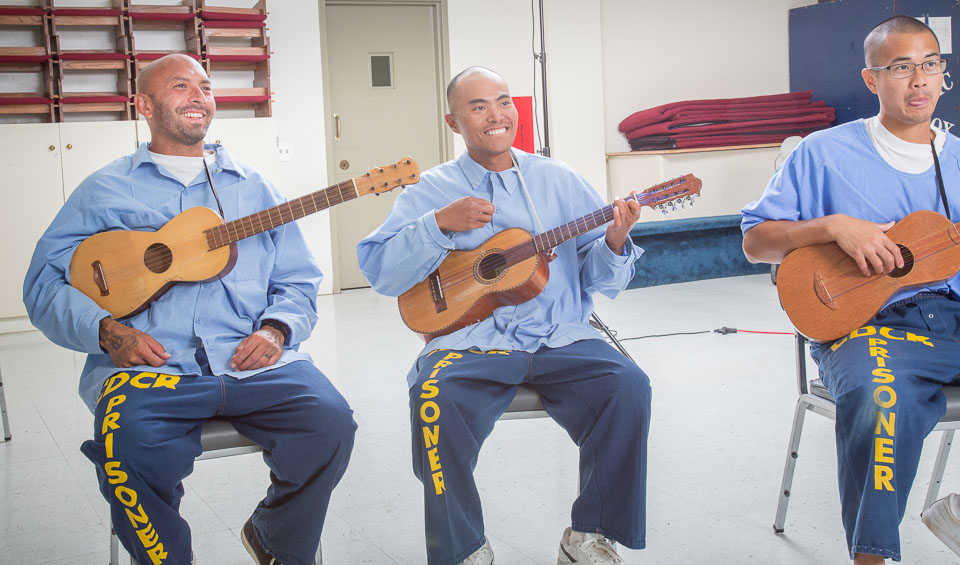 Alliance for California Traditional Arts at Pleasant Valley State Prison