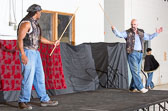 Marin Shakespeare at Solano State Prison - 2015 May